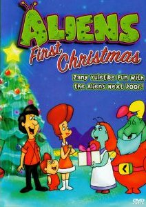 Unique Christmas Movies Aliens First Christmas DVD