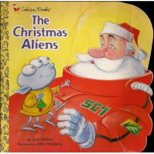 The Christmas Alien Book Unique Gift Ideas for 2012