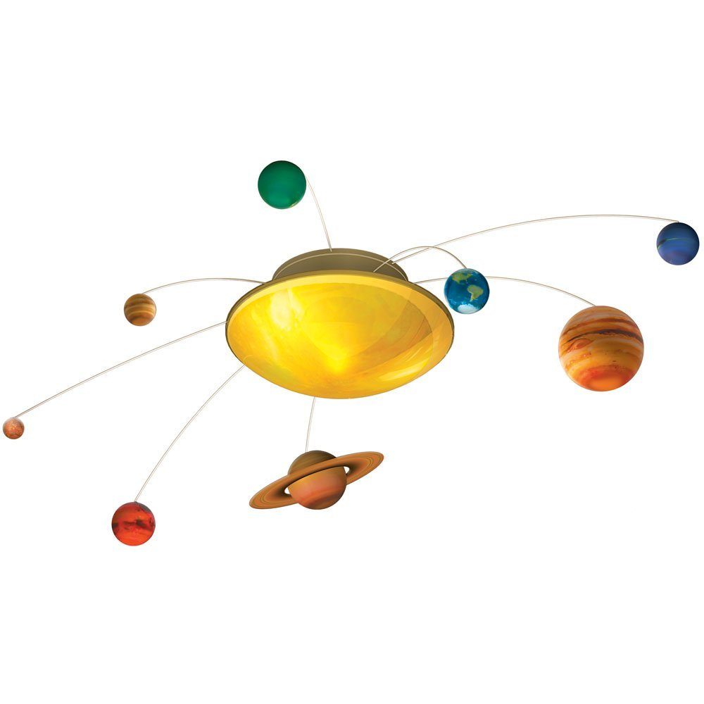 hang up solar system ceiling - photo #7