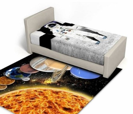 Best OuterSpace Bedding Gift Set