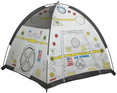 Outer Space Ship Tent for 2013