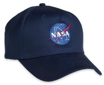 NASA Cap Baseball Style NASA hat for sale