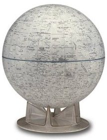 Best Outer Space Theme Gift NASA Moon Globe For Sale