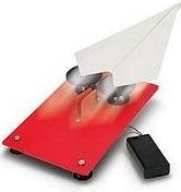 UFO Wisconsin Shop Paper Airplane Electric Launcher for sale