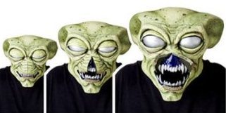 Best Animated Alien Mask of 2012 for sale
