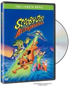 Best Scooby Doo Alien Invaders DVD Gift Ideas