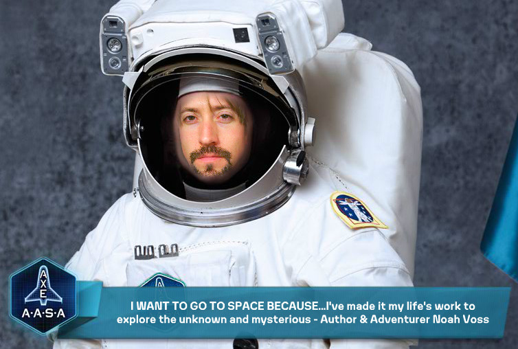 Vote for UFO Wisconsin Director & Enter to win a trip to space!